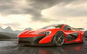 Picture supercar, tuning, rechange, McLaren, mclaren p1, jack darton