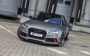 Picture Before, Prior-Design, PD600R, Audi, RS 6, Audi, universal