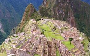 Picture power, beauty, mystery, mystery, legend, myth, Peru, ancient civilizations, city of the Incas, Machu Picchu, …