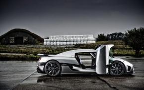 Wallpaper auto, clouds, Koenigsegg, supercar, Agera, koenigseg, autowalls