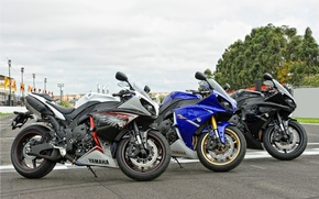 Picture Yamaha, YZF