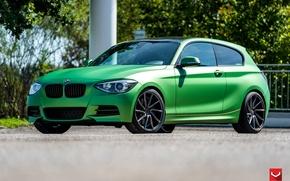 Picture Series, CVT, Vossen, Wheels, Gloss, BMW - 1, Grpahite