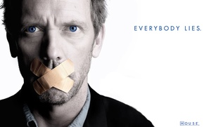 Picture house, Dr. house, Hugh Laurie