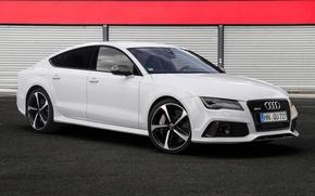 Picture Audi, Sportback, 2013, RS7