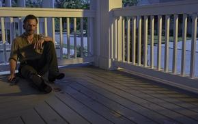 Wallpaper The Walking Dead, Rick Grimes, The walking dead, Andrew Lincoln