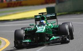 Wallpaper sport, the car, Formula 1, race, Caterham, CT03, Caterham