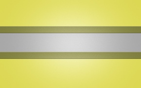 Picture texture, yellow background, grey stripe