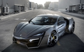 Picture supercar, lykan, hypersport