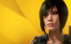 Picture character, Electronic Arts, DICE, videogame, Faith Connors, Mirror's Edge: Catalyst, 07.06.16