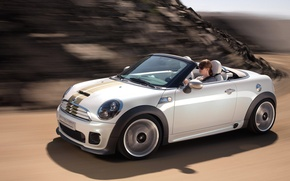 Wallpaper Convertible, Cooper, MINI