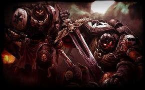 Picture Warhammer, Black Templars, Black Templars, 40000