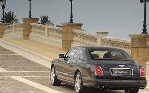 Wallpaper Brooklands, Bentley, premium, coupe