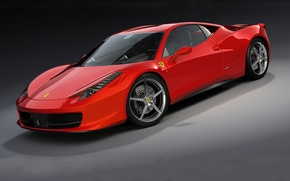 Picture machine, Ferrari, 458 Italia, dangeruss