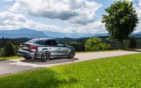 Picture Audi, Tuning, Sedan, ABBOT, 2015, Audi S3, Audi Tuning, 2015 Audi S3 Sedan ABT