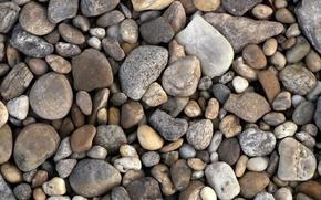 Picture background, stones, pebbles