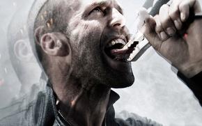 Wallpaper Adrenaline, Crank, Jason Statham