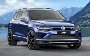 Picture Volkswagen, Design, Touareg, ABBOT