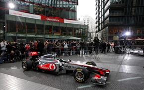 Picture McLaren, formula 1, the car, formula 1, presentation