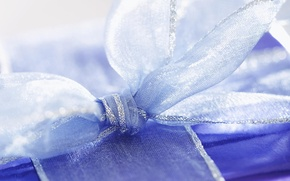 Wallpaper bow, holidays, gift