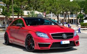 Picture Mercedes, Benz, AMG, CLS63