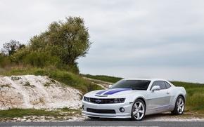 Picture Chevrolet, Camaro, 2012, Ice, Silver