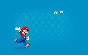 Picture Wii, Nintendo, Super Mario