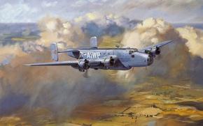 Picture WW2, Energo5, Handley Page Halifax, British aircraft