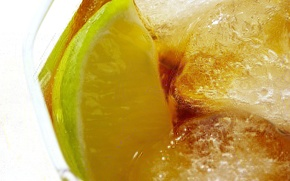Wallpaper Ice, Drink, Lime