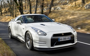 Picture Nissan, Machine, Nissan, GT-R, Cars, R35, Cars