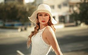 Picture Girl, Model, Female, Studio, Irina, View, Glamour