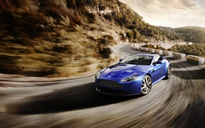 Picture Aston Martin, Vantag