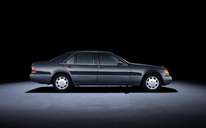 Picture mercedes-benz, s600, w140