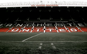 Picture stadium, manchester united, old trafford, stadium