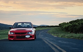 Picture tuning, cars, mitsubishi, cars, lancer, evolution, evo, auto wallpapers, car Wallpaper, Lancer