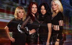 Picture United Kingdom, Heavy Metal, Girlschool