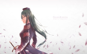 Picture girl, anime, art, Re: Zero kara hajime chip isek or Seikatsu, From scratch
