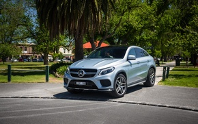 Wallpaper Mercedes-Benz, Coupe, C292, GLE-Class, Mercedes, AMG