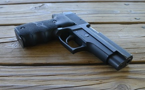 Picture gun, Board, SIG P226