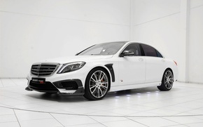 Picture Brabus, Mercedes, Mersedes, BRABUS, W222, 2015, Rocket 900