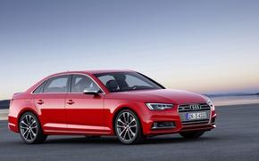Picture Audi, Audi, Sedan, 2015