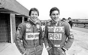 Picture England, Ayrton Senna, Norfolk, extreme sports, Martin Brundle, Snetterton