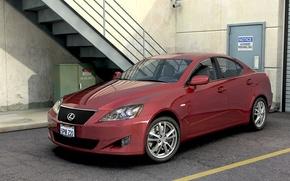 Picture graphics, Lexus, art, Suite, dangeruss, Toyota Motor Corporation, IS300, the middle class car category