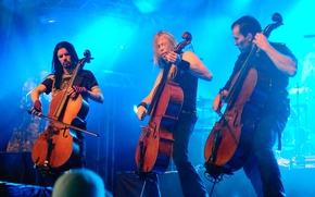 Picture concert, Perttu, Kivilaakso, Eicca Toppinen, Paavo Lethinen, Apocalyptica, alternative metal, Symphonic Metal, progressive metal, instrumental …