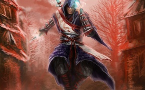 Picture art, assassins creed, art, assassin, LetticiaMaer