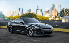Picture GTR, Nissan, R35, Wheels, Incurve Forged