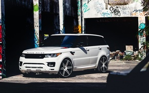 Picture car, tuning, jeep, SUV, range rover, tuning, rechange