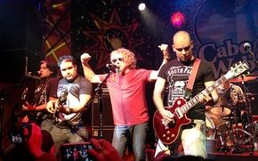 Picture red, rocker, rock, sammy, unitedstate, hagar, cabowabo