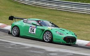 Picture car, Aston Martin, Aston Martin, V12, race, Zagato