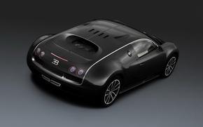 Picture car, machine, auto, black, Shanghai, sport, Supersport, Bugatti Veyron, Bugatti, Super Sport, Veyron