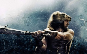 Picture Dwayne Johnson, Hercules, Paramount Pictures, 2014, Hercules